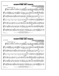 Everytime We Touch - 3rd Bb Trumpet