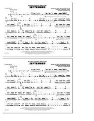 September - Snare Drum