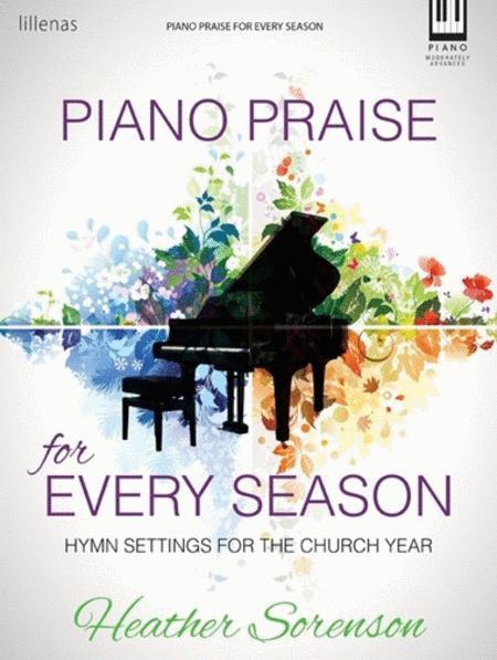 Piano Praise for Every Season