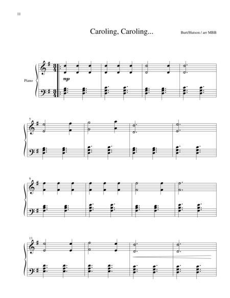 Caroling, Caroling A Minimalist Christmas Song