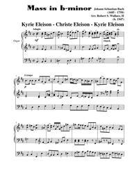 MASS in b-minor, BWV 232