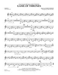 Game of Thrones (arr. Larry Moore) - Violin 3 (Viola Treble Clef)