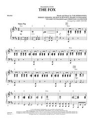 The Fox (What Does the Fox Say?) - Piano