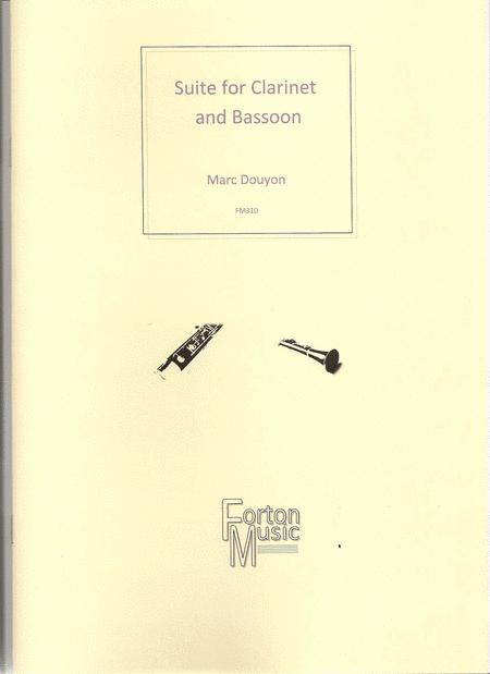 Suite for Clarinet and Bassoon