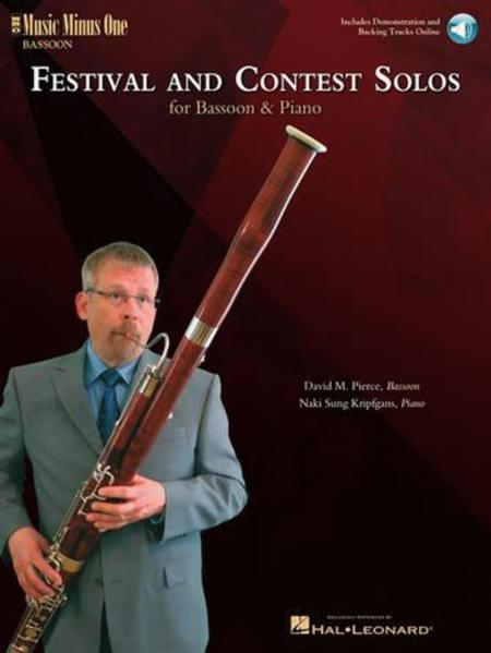 Festival And Contest Solos For Bassoon & Piano
