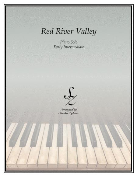 Download Red River Valley Sheet Music By Traditional - Sheet Music Plus