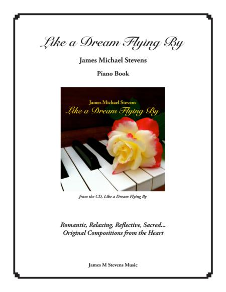 Like a Dream Flying By PIANO BOOK