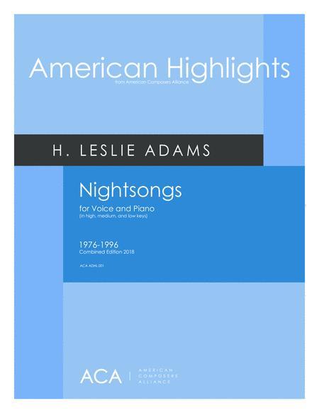 [Adams] Nightsongs