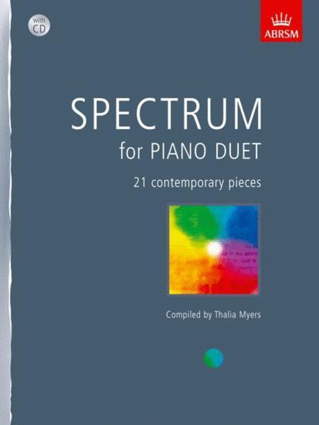 Spectrum for Piano Duet