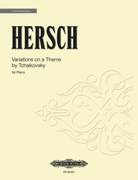 Variations on a Theme by Tchaikovsky