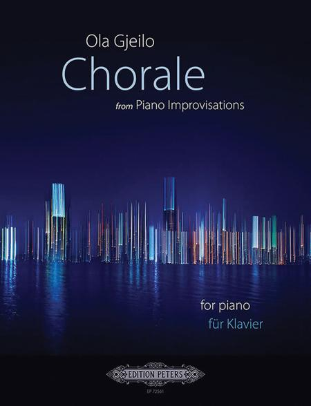 Chorale (from Piano Improvisations) (2012)