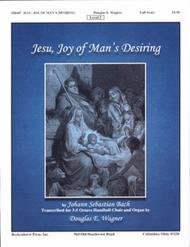 Jesu, Joy of Man's Desiring - Score