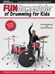 Modern Drummer Presents FUNdamentals(TM) of Drumming for Kids