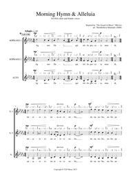 Morning Hymn & Alleluia