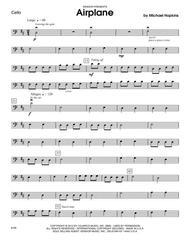 Airplane - Cello