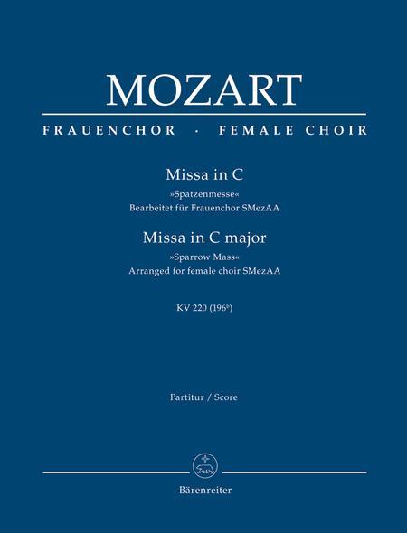 Missa C major K. 220 (196b)