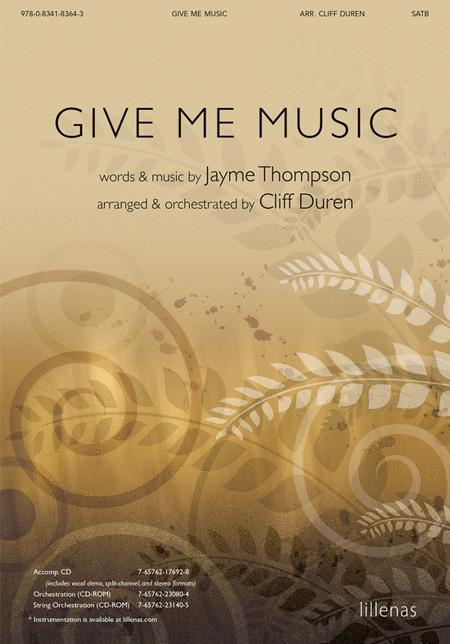 Give Me Music (anthem)