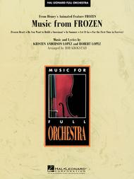 Music from Frozen