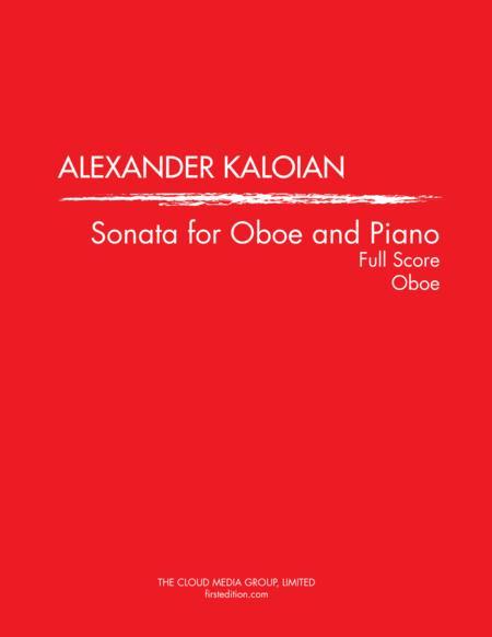 Sonata for Oboe and Piano (2014)