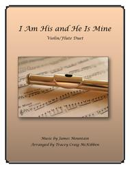 I Am His and He Is Mine (Flute/Violin Duet)
