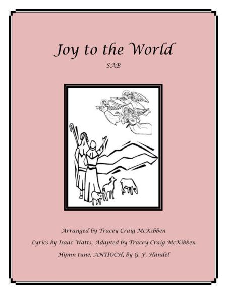 Joy to the World (SAB)