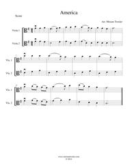 Six Patriotic Viola Duets