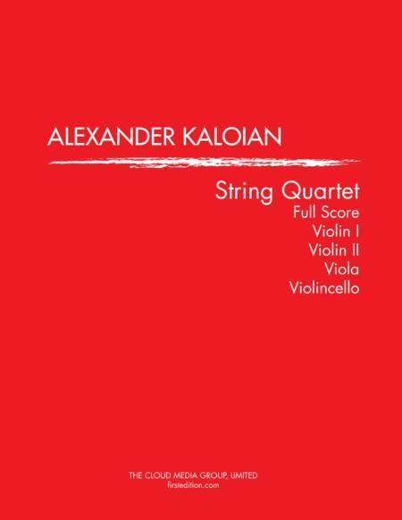 String Quartet (2002)