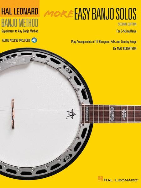 More Easy Banjo Solos - 2nd Edition