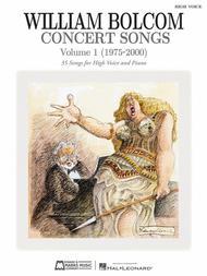 Concert Songs - Volume 1 (1975-2000)