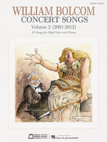 Concert Songs - Volume 2 (2001-2012)