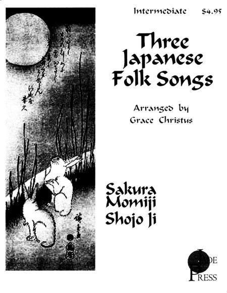 Three Japanese Folk Songs