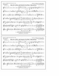 Blue Collar Man (Long Nights) - Trumpet 1