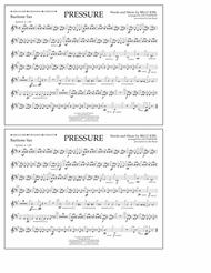 Pressure - Baritone Sax
