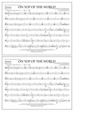 On Top of the World - Timpani