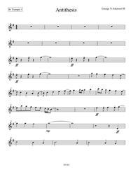 Antithesis Bb Trumpet 1