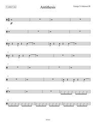 Antithesis Cymbal Line