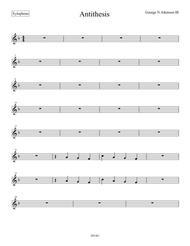 Antithesis Xylophone