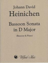 Bassoon Sonata in D Major