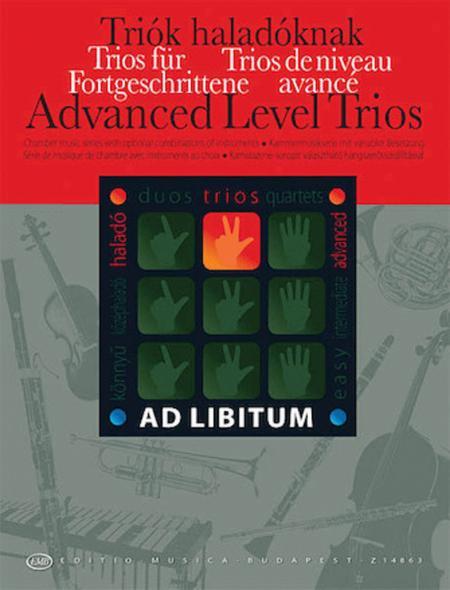 Advanced Level Trios / Trios fur Fortgeschrittene