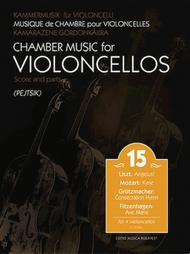 Chamber Music for Cellos Vol. 15