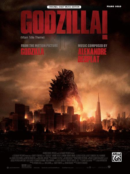 Godzilla! (from the Motion Picture Godzilla)
