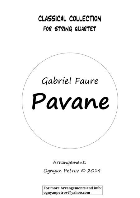 Pavane (short version)