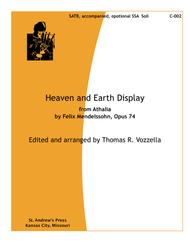 Heaven and Earth Display from Athalia
