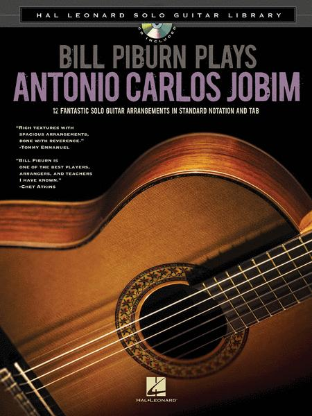 Bill Piburn Plays Antonio Carlos Jobim