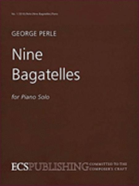 Nine Bagatelles