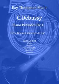 Debussy: Piano Preludes Bk.1 No.8