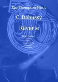 Debussy: Reverie - Wind Quintet