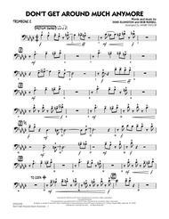 Don't Get Around Much Anymore - Trombone 2
