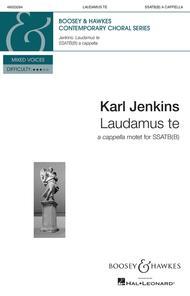 Laudamus Te from Gloria