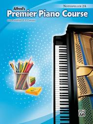 Premier Piano Course -- Notespeller